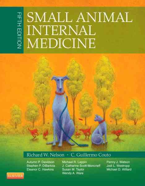 Small Animal Internal Medicine By Nelson, Richard W./ Couto, C. Guillermo
